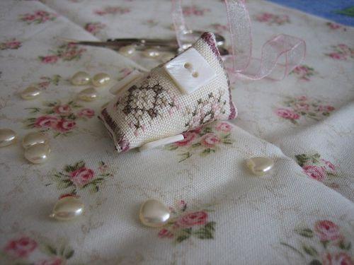 rose chocolatée - berlingot 2