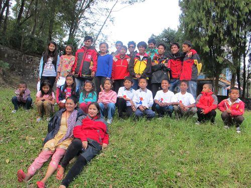 Les enfants du Népal APEK