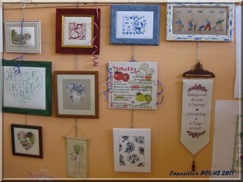 DOLUS exposition broderie 14