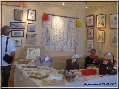DOLUS exposition broderie 5