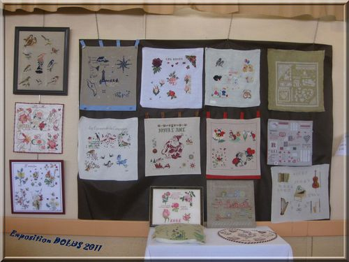 DOLUS exposition broderie 9