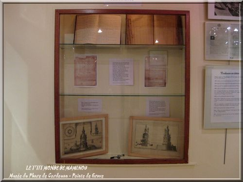 Musee phare cordouan documents 2