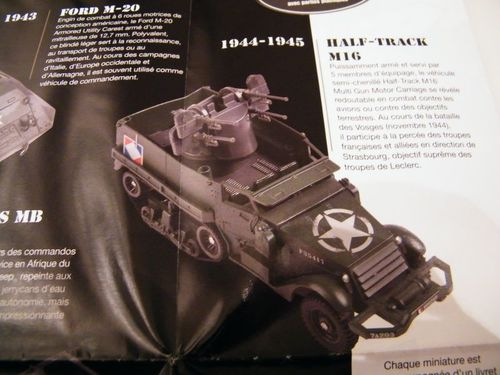 half track atlas