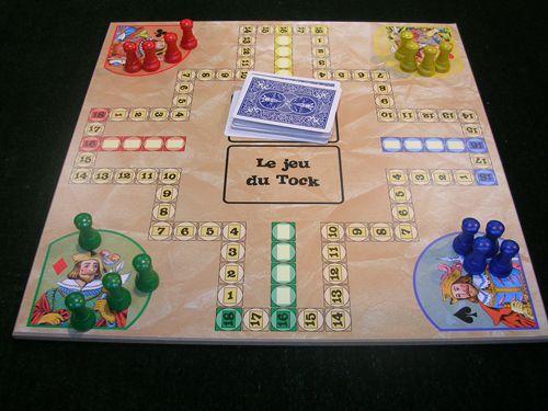Afficher le sujet hs jeux de soci t - Comment fabriquer le jeu tac tik ...