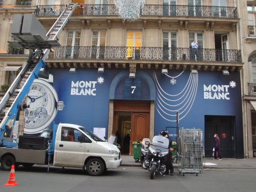 bche gante Montblanc