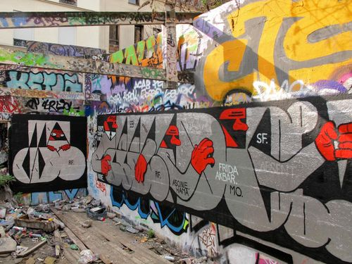 street-art Ermitage 9803