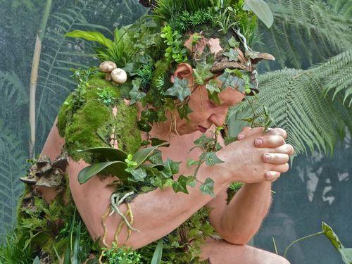 Fiac 2013 gilles barbier homme tranquille nature morte for Fiac 2015 jardin des plantes