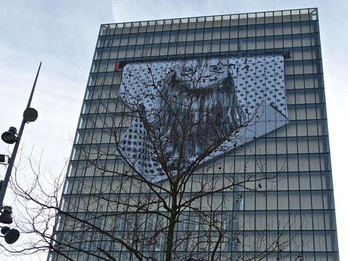 JR BNF trompe-l'oeil street-art 8
