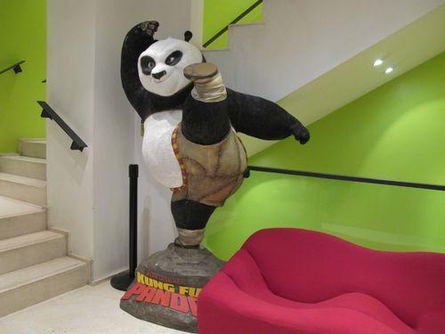 Artcurial Kung Fu Panda