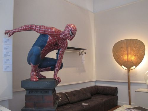 Artcurial Spiderman