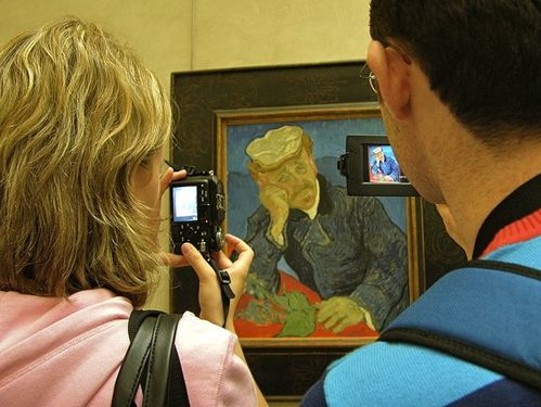 photo Van Gogh Orsay