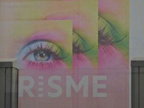 Sephora affiche jeu de mots glamourisme 2