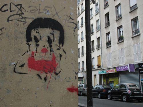 street-art Oberkampf Betty Boop 2