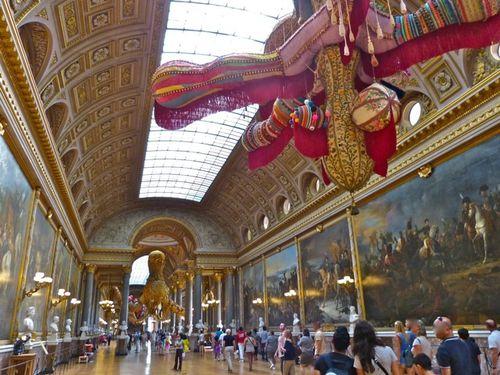 Vasconcelos Versailles Royal Valkyrie Galerie des Batailles