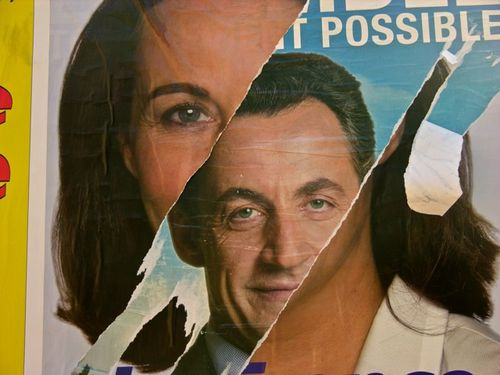 affiche prsientielle 2007 Sarko Sgo 7