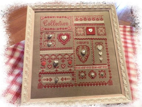 collections de coeurs dhab