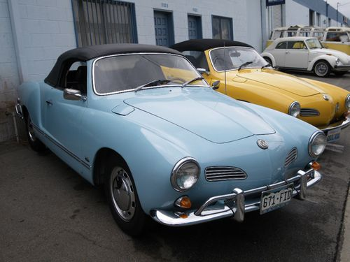 karmann ghia cabriolet vendre vintage import. Black Bedroom Furniture Sets. Home Design Ideas