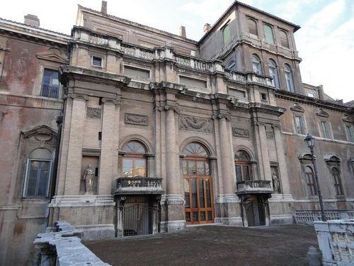25 jan 2012 Palacio Barberini