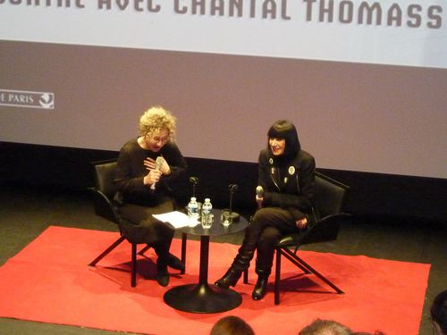 Chantal Thomass au Forum des images 003