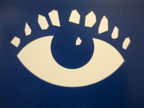 19 janv 13 - Oeil bleu