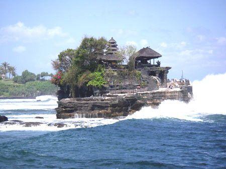 Temple de Tana Lot