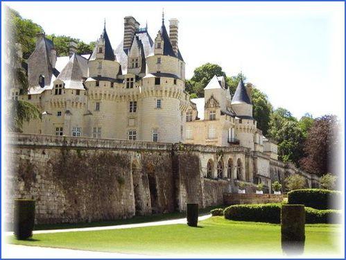 Chateau d'Ussé 2