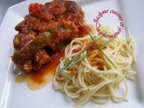 Osso buco Gouteux Savoureux Jaclyne cuisine et gourmandise