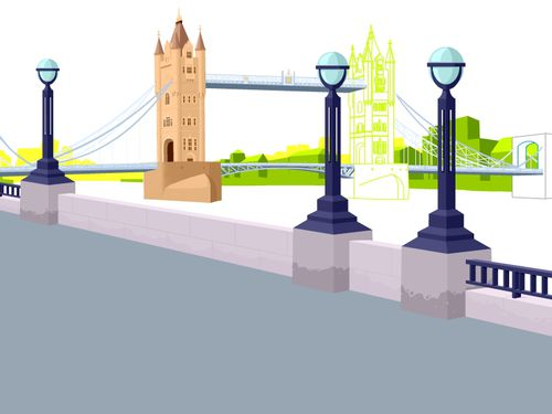 TOBOCLIC ILLUSTRATION LONDON BRIDGE JALBERT 02