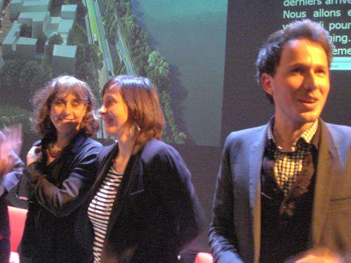 Angers, Berges de Maine, Jacqueline Osty+Claire Schmorter+Pierre Marie Auffret