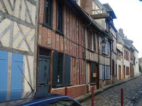 Beauvais, Petites Maisons, Centre, Rue Nicolas Pastour