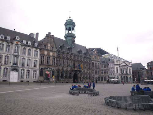 Mons, Grand Place