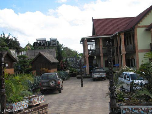 0988 Ambositra - Hotel