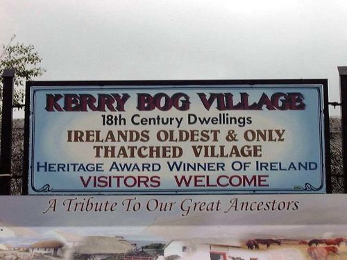 Jun-06-2004 Kerry Bog Village 1