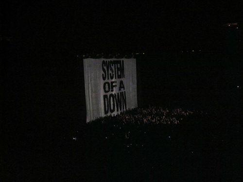 SOAD @ Bercy 2011.06.06
