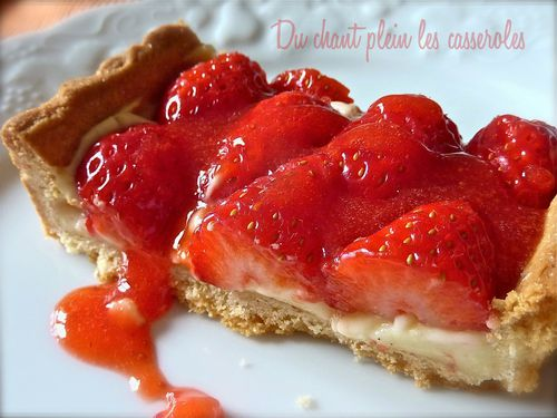 tarte aux fraises 3