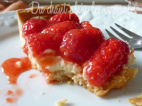 tarte aux fraises2
