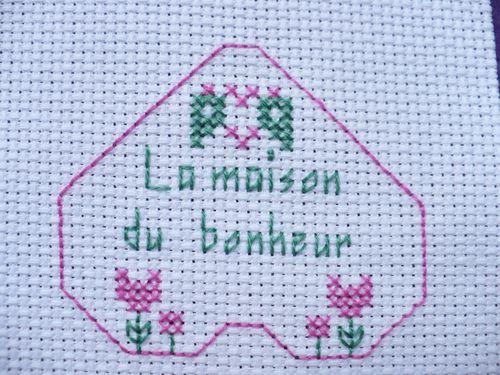 Sal porte cl s maison le blog de malele44 for Porte cle maison du bonheur