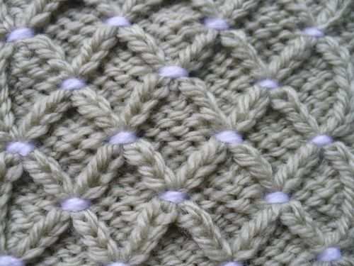 boucle or carre H 003
