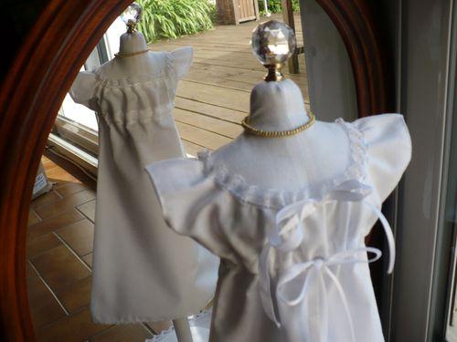 mannequin atelier chemise dos devant