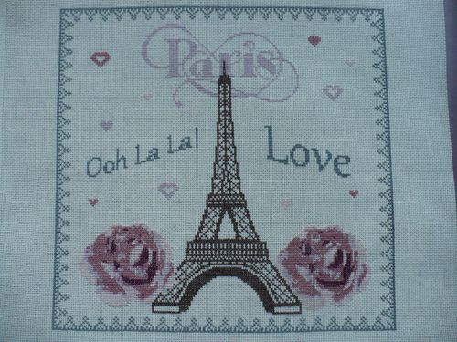 I love paris fin malele