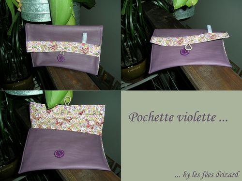 pochette violette 12.10