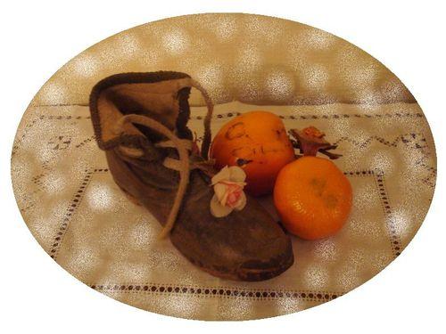 Orange & Galoche