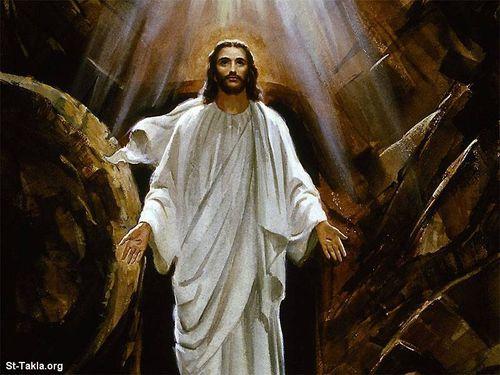 Jésus ressuscité 01