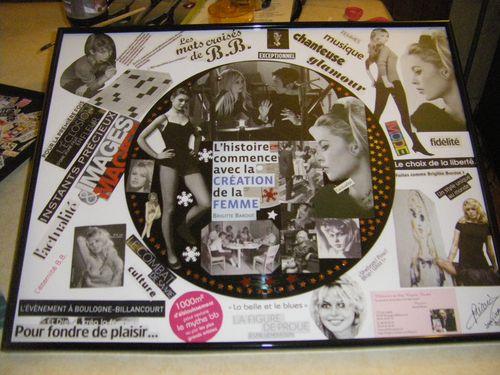 création sur création brigitte bardot sur disque 33t 2010