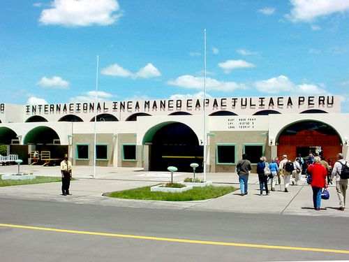 0299 Aéroport de PUNO-JULIACA