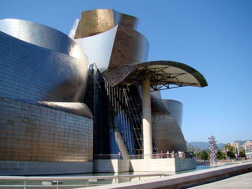 1834 BILBAO Musée Guggenheim