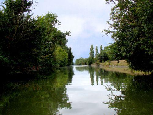 25141 Canal du MARAIS Poitevin