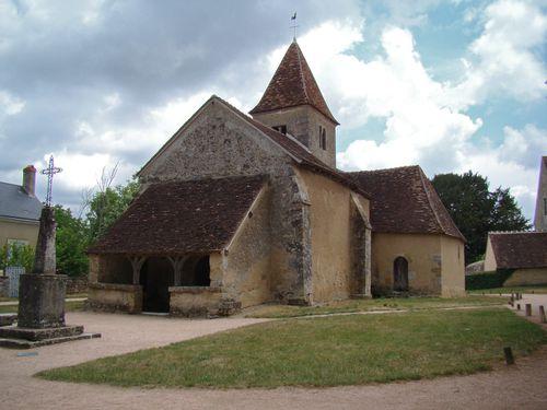 6565 Église de NOHANT