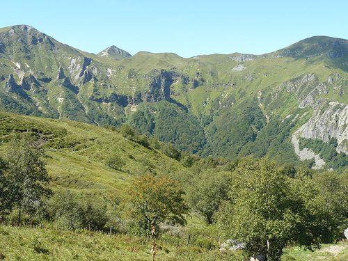 chaudefour - vallée