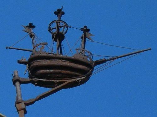 loge de mer - bateau-